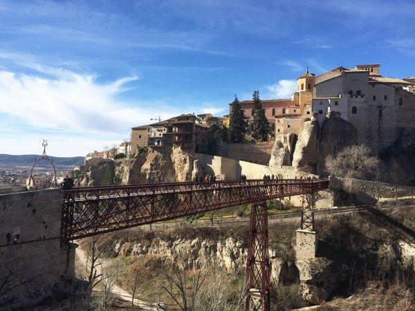Integración de lenguajes contemporáneos en ciudades españolas Patrimonio de la Humanidad