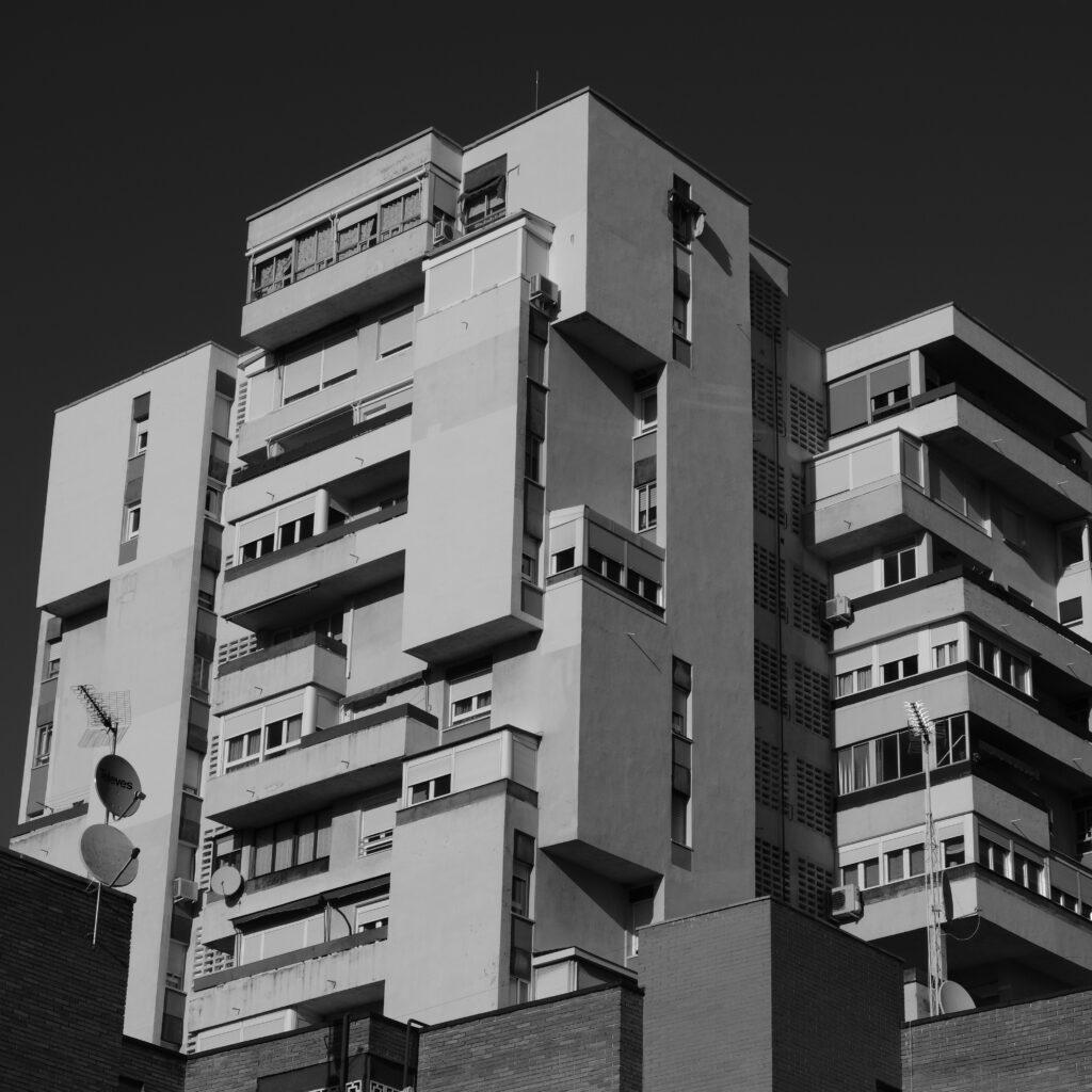 regeneración urbana del Barrio Virgen de la Esperanza, Madrid